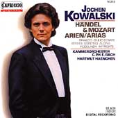 Mozart, Handel: Arias / Jochen Kowalski
