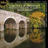 Romantic Harp Music Vol 3 - Caprices & Fantasies/Susan Drake