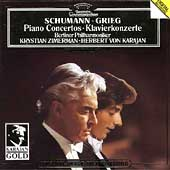 Karajan Gold - Schumann, Grieg: Piano Concertos / Zimerman