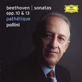 Beethoven: Piano Sonatas, Op 10 & 13 