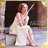 The Romantic Flute / Paula Robison, Samuel Sanders