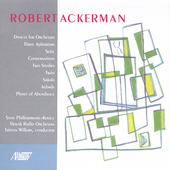 Robert Ackerman: Dances for Orchestra, etc / Ackerman, et al