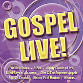 Various Artists: Gospel Live!