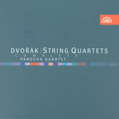 Dvor&#225;k: Complete String Quartets / Panocha Quartet