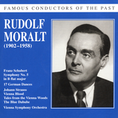 Famous Conductors of the Past - Rudolf Moralt (1902-1958)