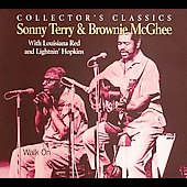 Louisiana Red/Sonny Terry/Brownie McGhee/Lightnin' Hopkins/Sonny Terry & Brownie McGhee: Walk On