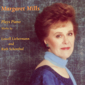 Margaret Mills plays Piano Works by Liebermann & Schonthal