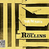 Sonny Rollins: Tour de Force
