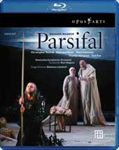 Wagner: Parsifal / Ventris, Meier, Salminen, Nagano [2 Blu-Ray]