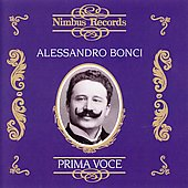 Prima Voce - Alessandro Bonci