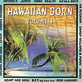 Various Artists: Hawaiian Born, Vol. 4