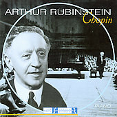 Chopin: Piano Music / Arthur Rubinstein