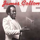James Cotton (Harmonica): Live at Antone's Nightclub