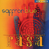 Rasa: Saffron Blue *