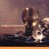 Scheidemann: Harpsichord Music / Peter Dirksen