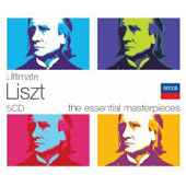 Ultimate Liszt - The Essential Masterpieces