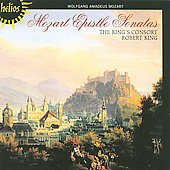 Mozart: Epistle Sonatas / Watson, King, King's Consort