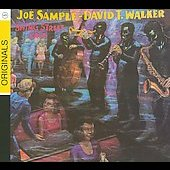 David T. Walker/Joe Sample: Swing Street Cafe [Digipak]