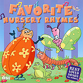 Various Artists: Favorite Nursery Rhymes