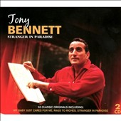 Tony Bennett (Vocals): Stranger in Paradise