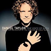 The Voice of Bach / Daniel Taylor, et al