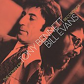 Tony Bennett (Vocals)/Bill Evans (Piano): The Complete Tony Bennett/Bill Evans Recordings