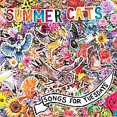 Summer Cats: Songs for Tuesdays [Digipak]