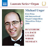 Laureate Series - Organ Recital