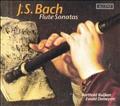 J.S. Bach: Flute Sonatas