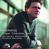 Handel: Organ Concertos, Op.4