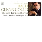 Bach: Preludes & Fugues Nos. 17-24 from the Well-Tempered Clavier, Book 1