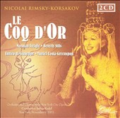 Rinsky-Korsakov: Le Coq d'Or