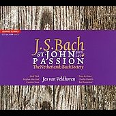 Bach: St. John Passion, BWV 245 [Hybrid SACD]