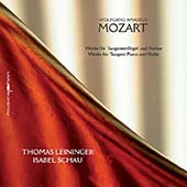 Mozart: Works For Tangent Piano & Violin