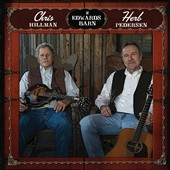 Chris Hillman/Herb Pedersen: Chris Hillman and Herb Pedersen at Edwards Barn *