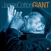 James Cotton (Harmonica): Giant