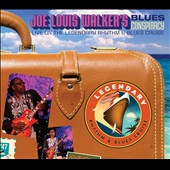Joe Louis Walker/Joe Louis Walker & Blues Conspiracy: Live on the Legendary Rhythm & Blues Cruise
