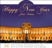 Happy New Year from Vienna / Krauss, Karajan, Boskovsky