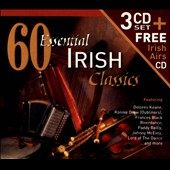 Various Artists: 60 Essential Irish Classics [Box]