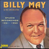 Billy May: Studio Recordings 1951-1953