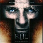 Alex Heffes: The Rite, original motion picture score