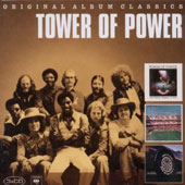 Tower of Power: Original Album Classics (Ain't Nothin' Stoppin' Us Now/We Came To Play/Back On The Streets)