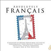 Various Artists: Absolutely Francais