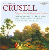 Crusell: The Clarinet Concertos / Johnson, Schwarz