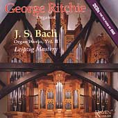 J.S. Bach: Organ Works Vol 2 - Leipzig Mastery / Ritchie