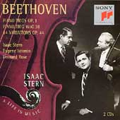 Isaac Stern - A Life In Music - Beethoven: Piano Trios