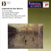 Gabrieli in San Marco / Biggs, Gregg Smith Singers, et al