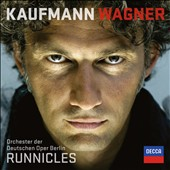 Kaufmann - Wagner / Jonas Kaufmann, Markus Bruck, Donald Runnicles, William Spaulding