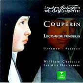 Couperin: Le&ccedil;ons de T&eacute;n&egrave;bres / Christie, Arts Florissants