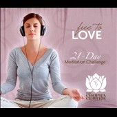 Various Artists: 21-Day Meditation Challenge: Free To Love